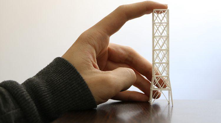 دکل پرینت سه بعدی SLS