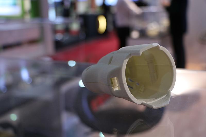 بدنه پرینت سه بعدی SLS