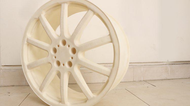 رینگ پرینت سه بعدی SLS