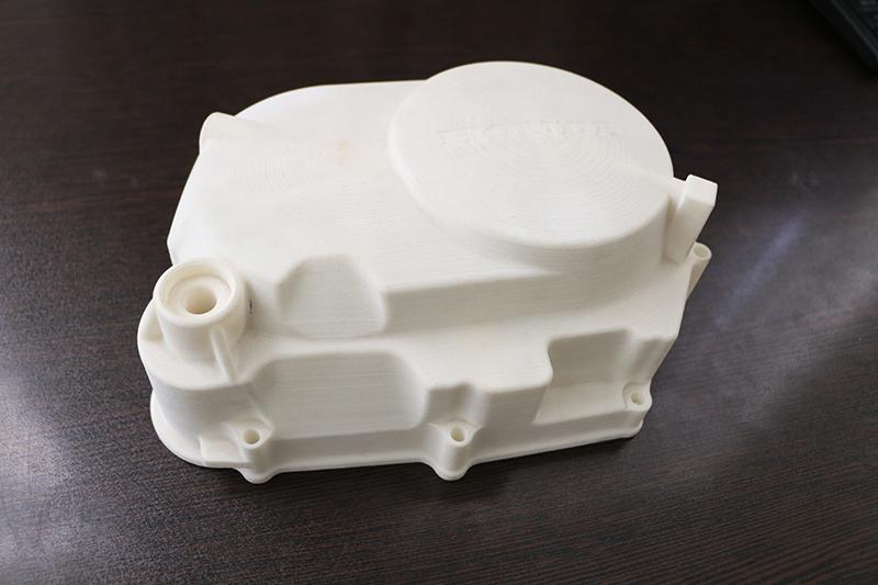 هوندا چاپ سه بعدی SLS