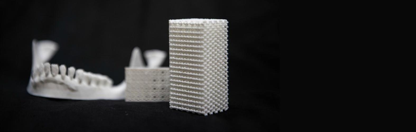 پرینت 3 بعدی مدل جراحی فک