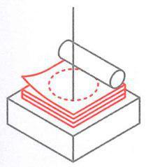 تکنیک پرینت سه بعدی ورقه گذاری