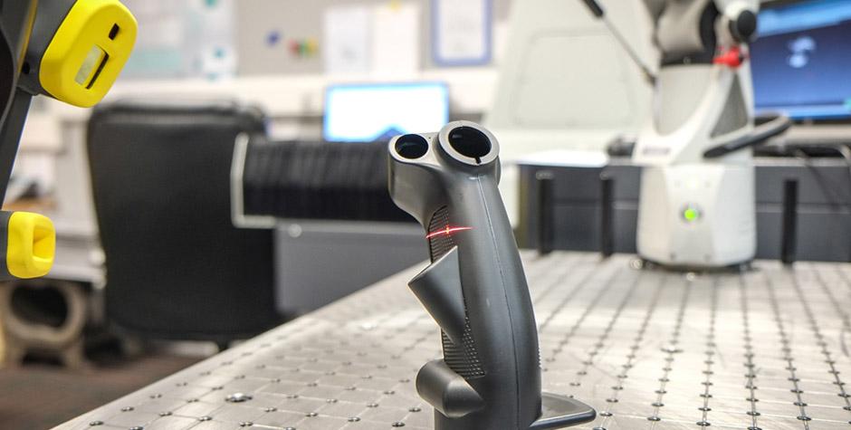 شکل لحظه اسکن سه بعدی اهرمک