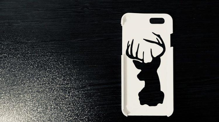قاب گوشی پرینت سه بعدی