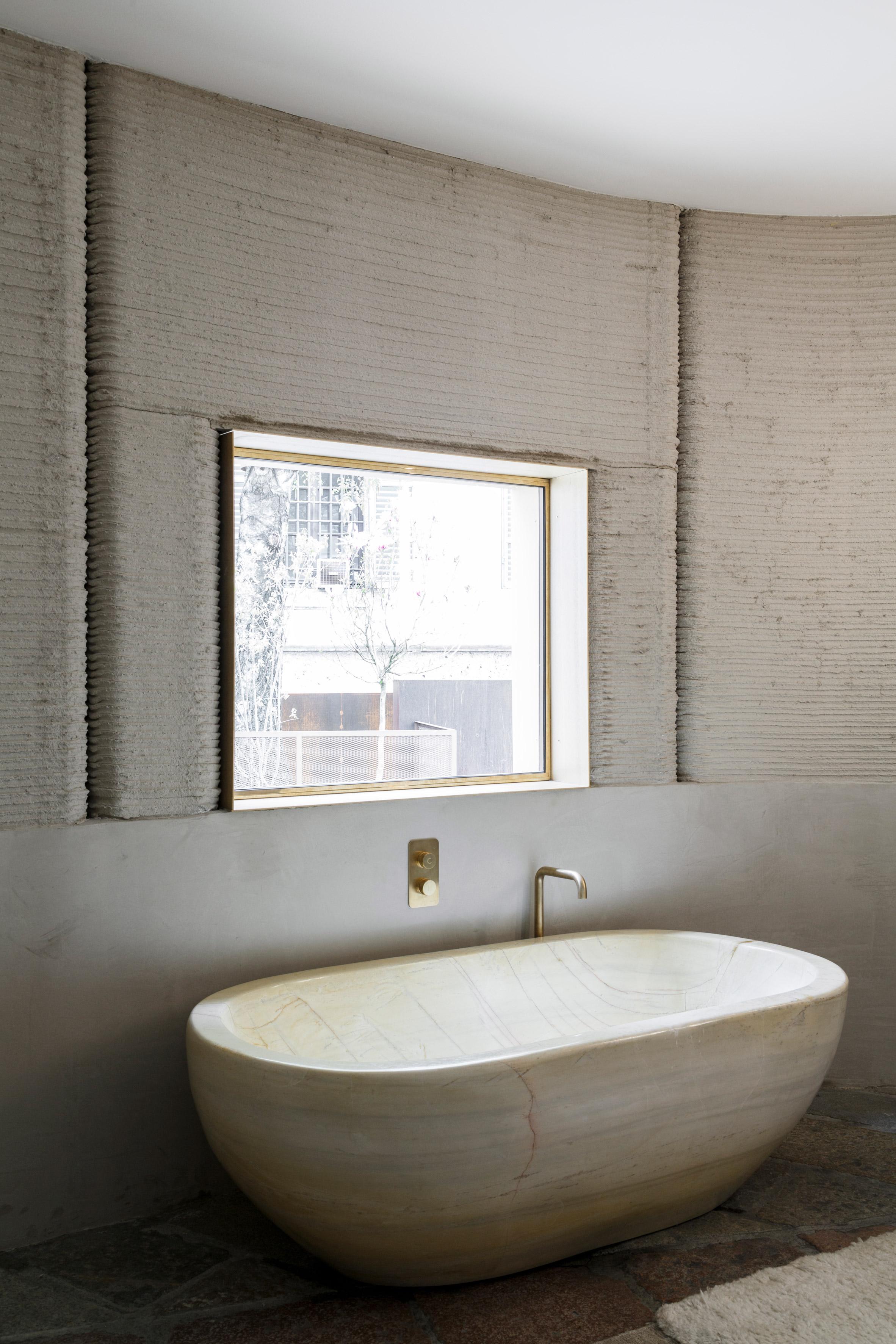 حمام خانه پرینت سه بعدی
