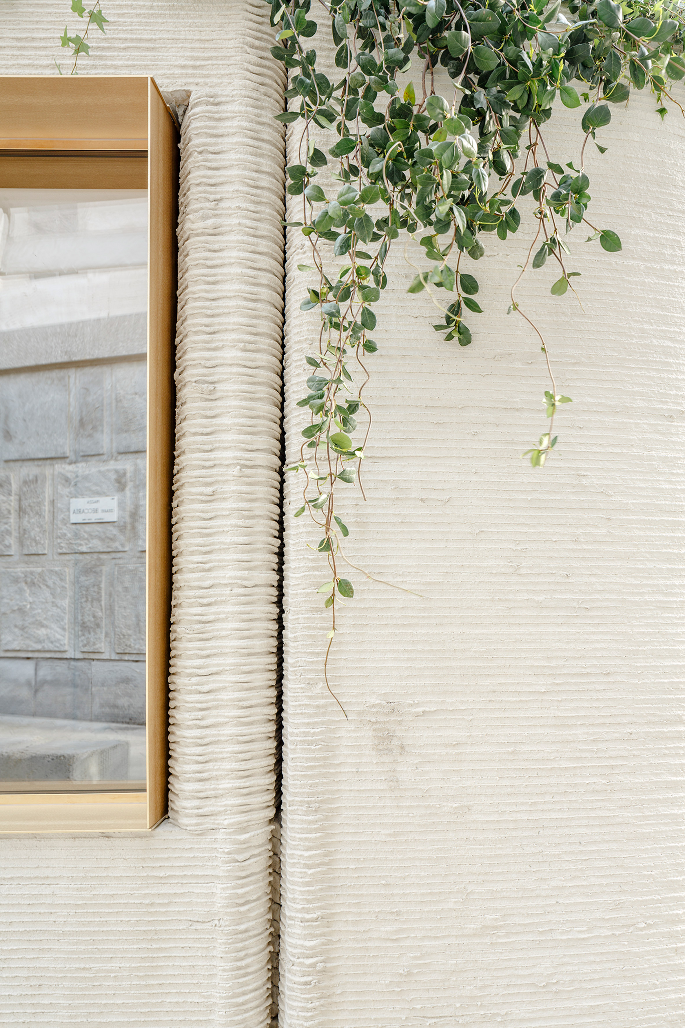 دیوارهای پرینت سه بعدی