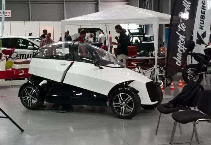 پرینت سه بعدی خودرو ۴ekolka