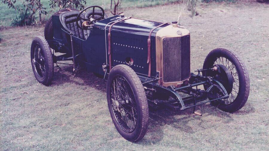 پرینت سه بعدی خودرو Delage Type-S
