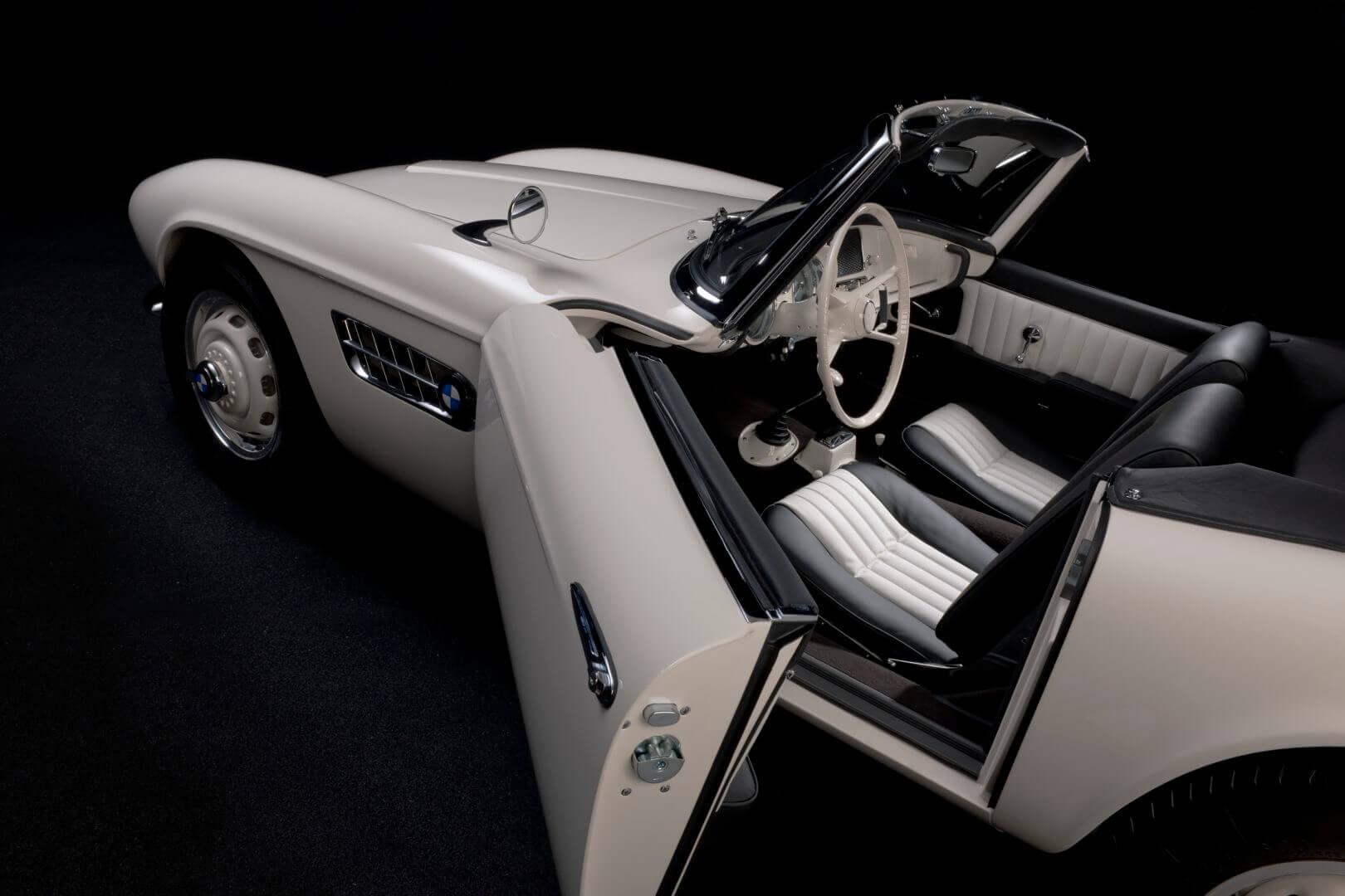 پرینت سه بعدی خودرو Elvis' BMW 507