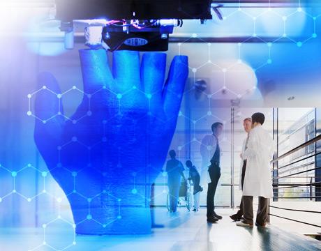 پرینت سه بعدی و پزشکی