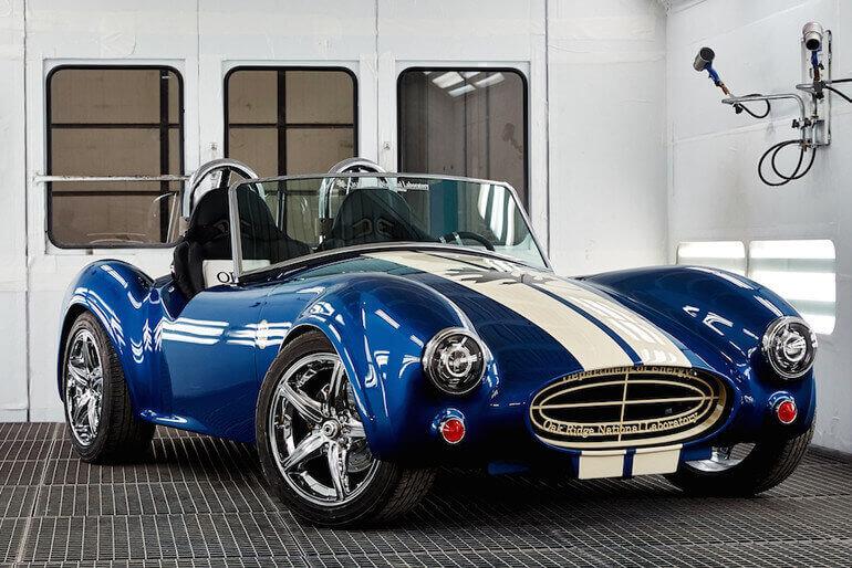 پرینت سه بعدی Shelby Cobra