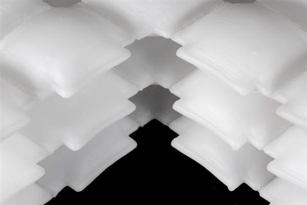 طراحی نخستین ماده پرینت سه بعدی با قابلیت تورم