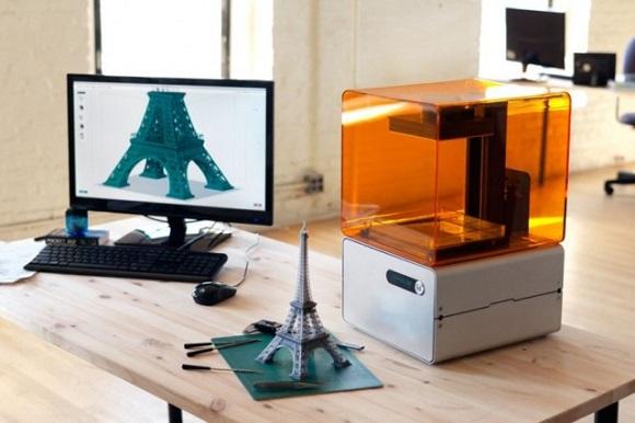پرینت سه بعدی -روش SLA