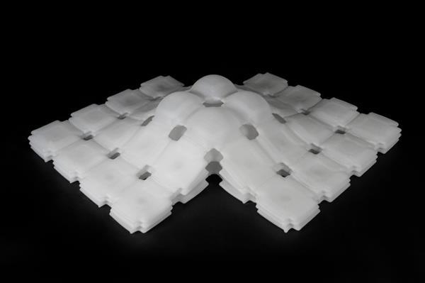 پرینت سه بعدی پنوماتیک مایع