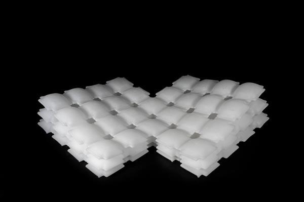 پرینت ۳ بعدی پنوماتیک مایع