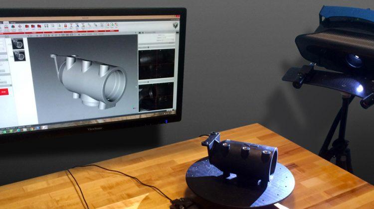 اسکنر سه بعدی و کاربردهای آن