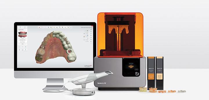 پرینتر های سه بعدی در دندانپزشکی