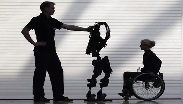 پرینت ۳بعدی ربات پوشیدنی