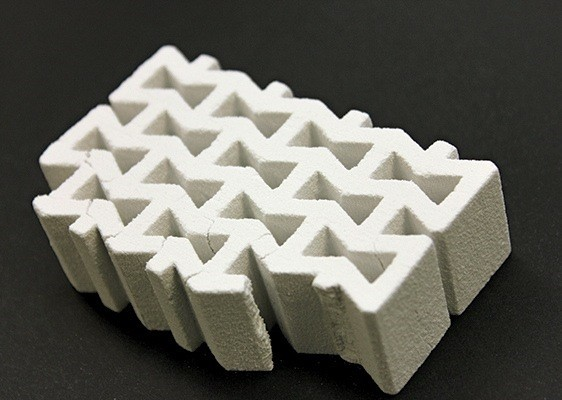 چاپ سه بعدی خاک
