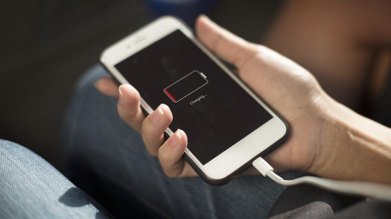 پرینت سه بعدی و افزایش زمان نگهداری شارژ باتری گوشی
