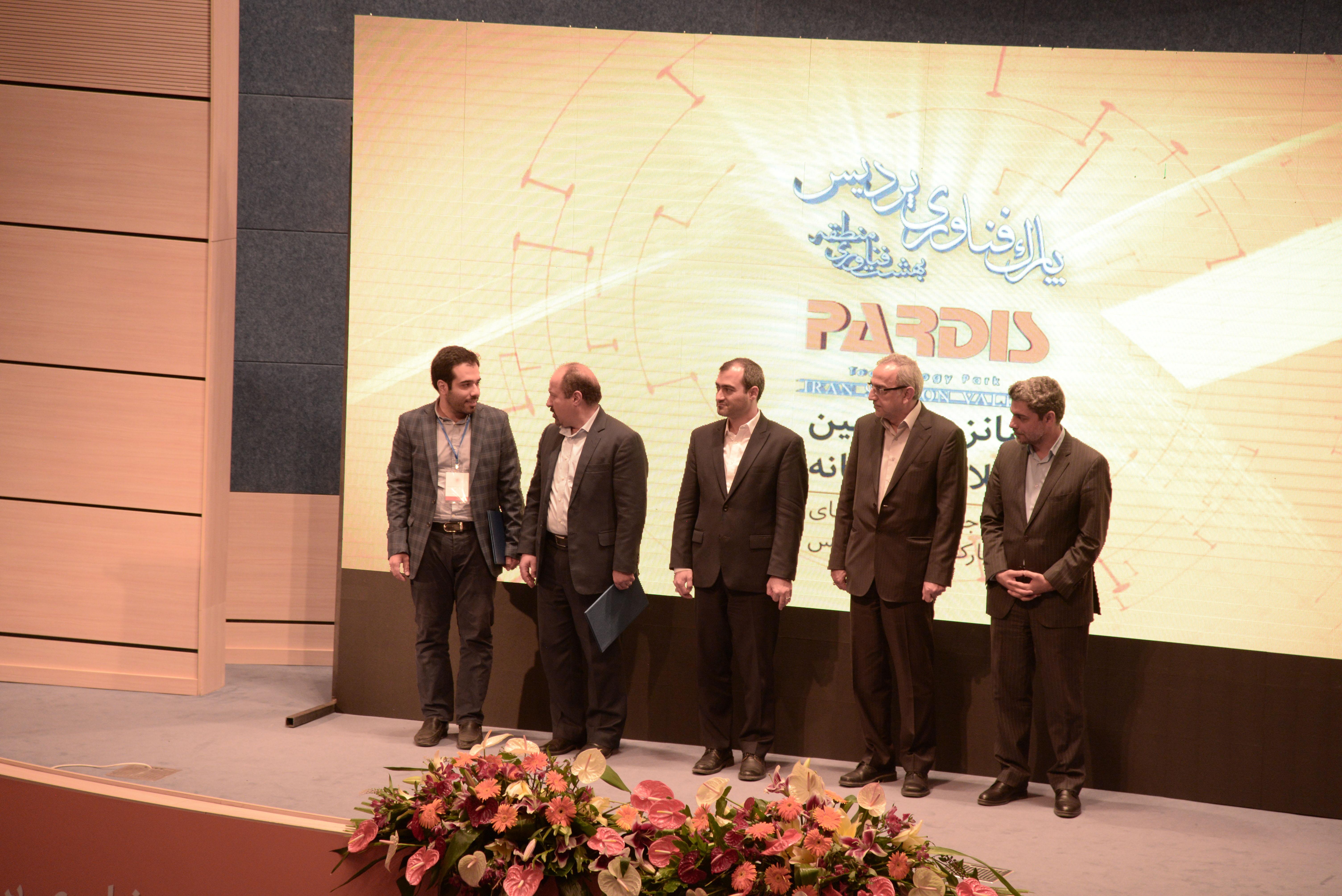 رونمایی از دستگاه پرینتر سه بعدی SLS ایرانی تیوان R230 در اجلاس سالیانه پارک فناوری پردیس