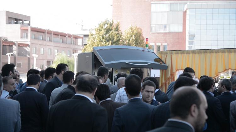 پرینتر سه بعدی SLS ایرانی تیوان R230 در پارک فناوری پردیس