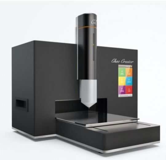 چاپگر سه بعدی شکلات Choc Edge