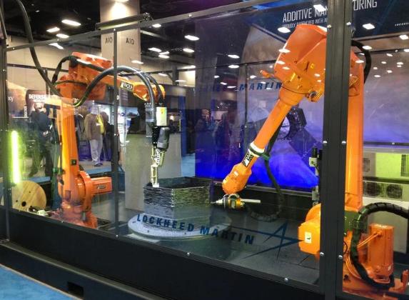 پرینتر های سه بعدی رباتیکی