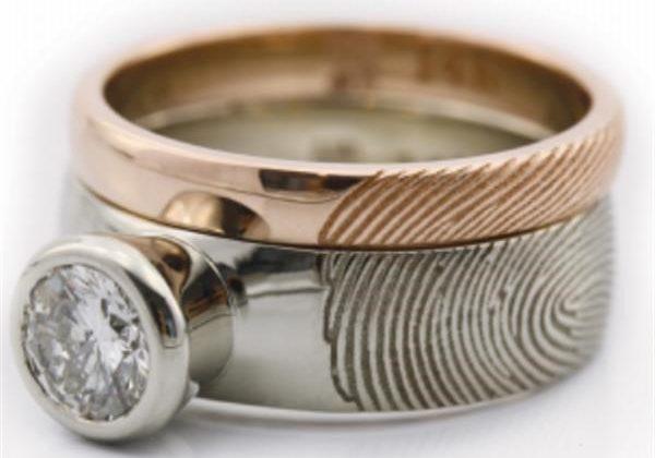 پرینت سه بعدی حلقه های ازدواج