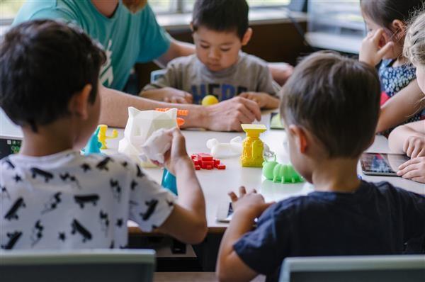 پرینت سه بعدی و خلاقیت در مدارس