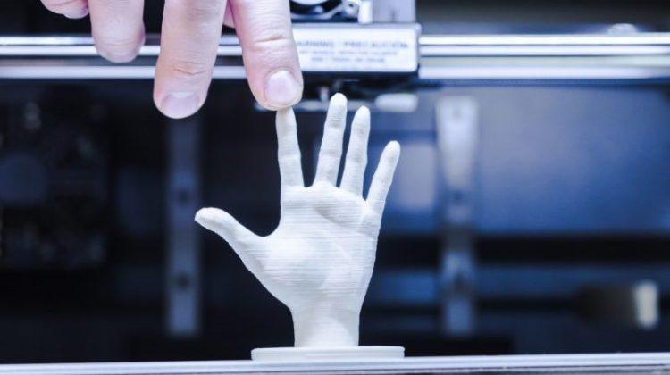 پذیرش تکنولوژی پرینت سه بعدی