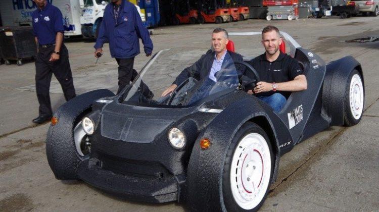 جالب ترین خودروهای پرینت سه بعدی شده سال ۲۰۱۸