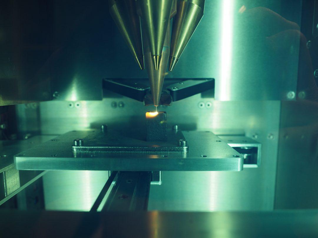 پرینتر ۳ بعدی رومیزی فلز