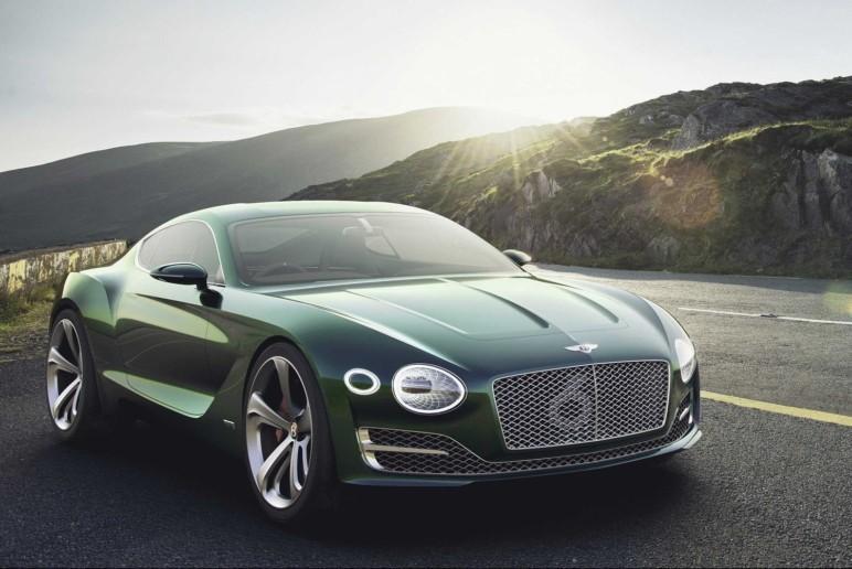 پرینت سه بعدی خودرو Bentley Speed 6