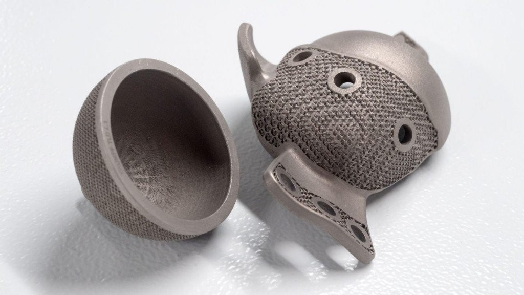 پرینت سه بعدی فلز به روش جدید