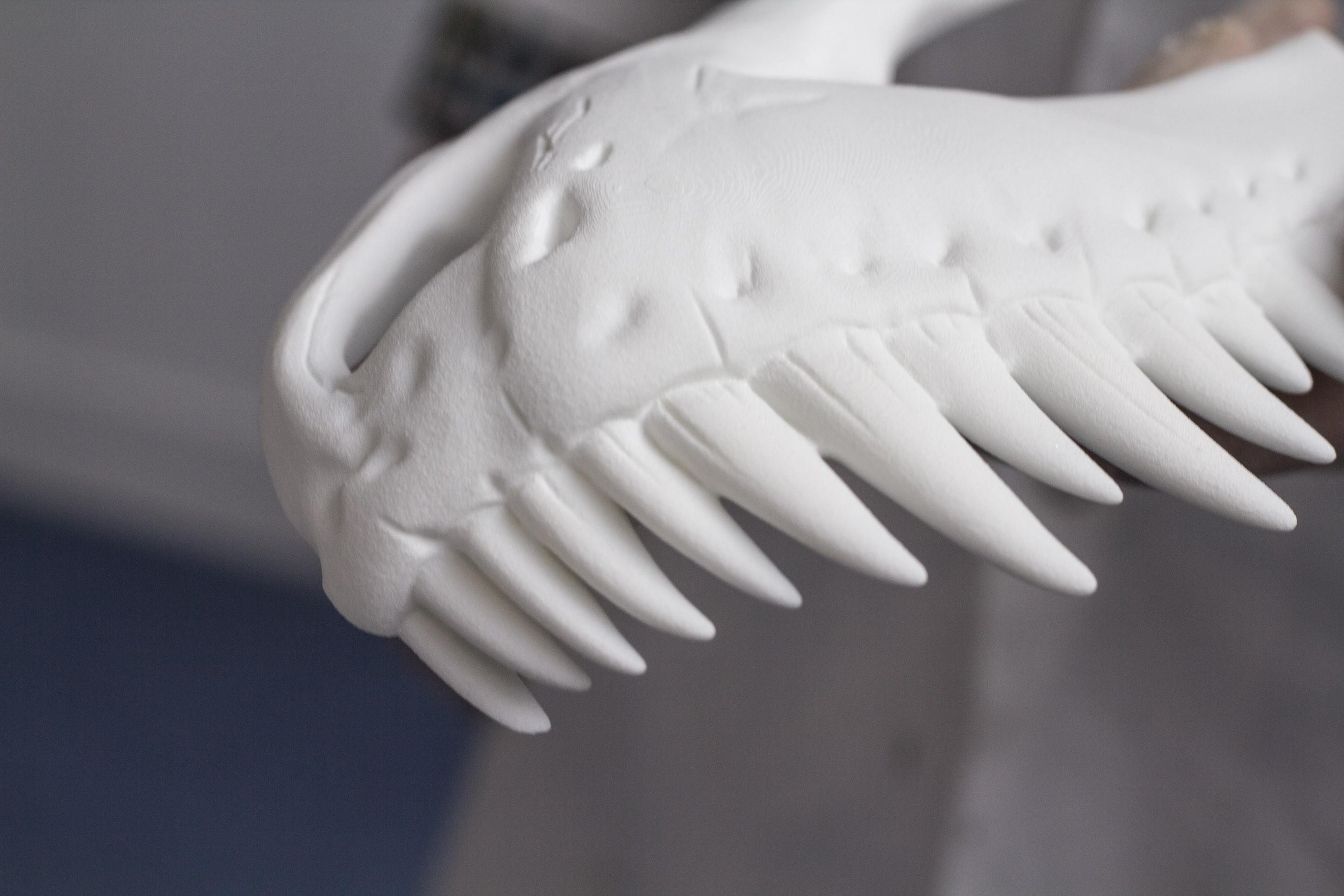 چاپ سه بعدی دایناسور