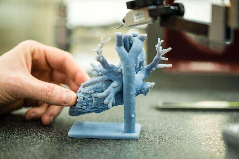 کاربرد چاپ سه بعدی در پزشکی