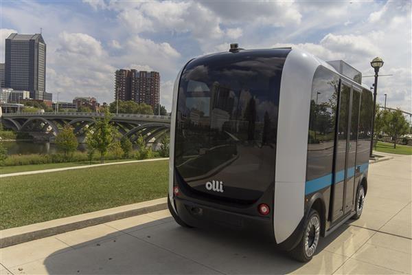 ساخت اتوبوس بدون راننده با استفاده از پرینت سه بعدی
