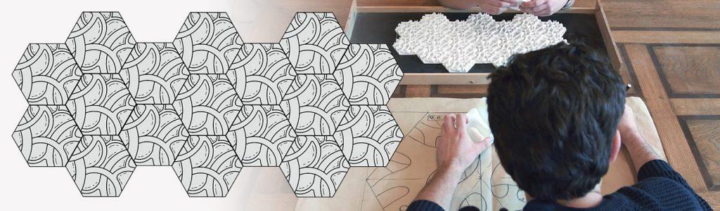 طراحی سد دریایی زنده برای پرینت سه بعدی
