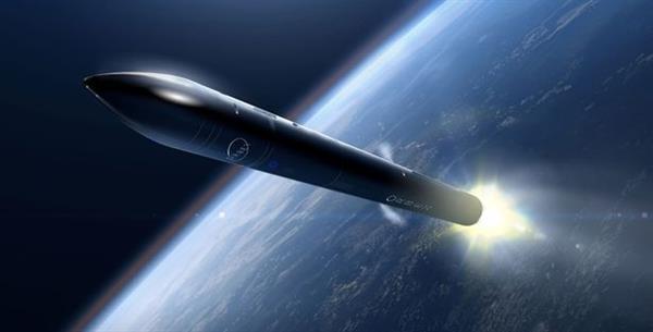 موشک با موتور پرینت ۳ بعدی شده