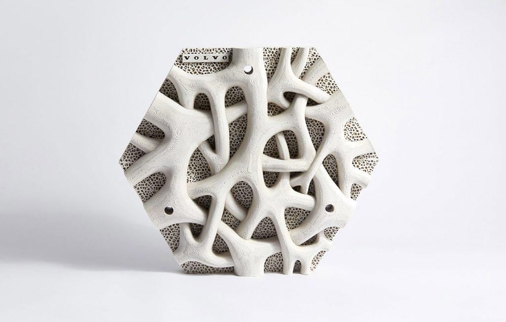 پرینت سه بعدی کاشی سد بندرگاه سیدنی