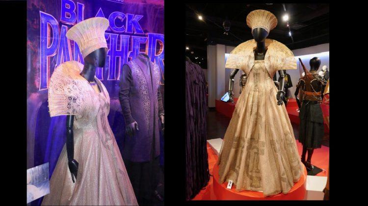 لباس چاپ سه بعدی شده به روش SLS برنده جایزه اسکار بهترین طراحی لباس