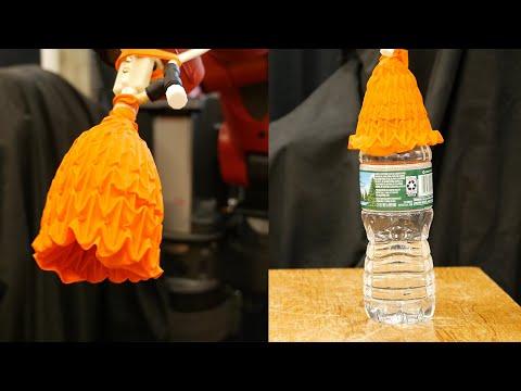 ساخت یک ربات گریپر به کمک پرینت سه بعدی