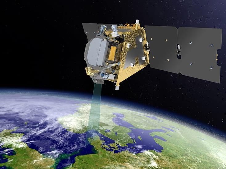 پرینت ۳ بعدی قطعات ماهواره ای