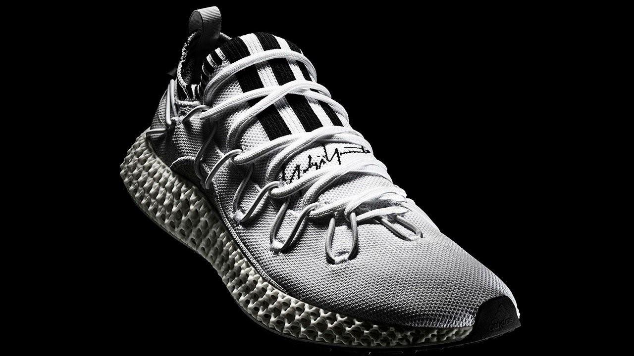 مدل جدید کفش چاپ سه بعدی شده آدیداس