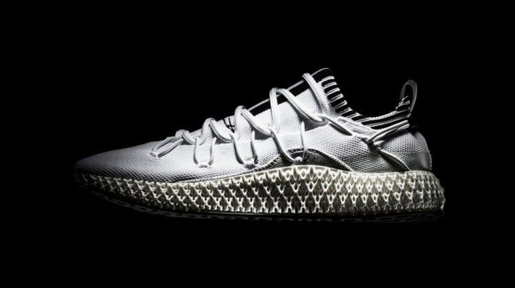 پرینت سه بعدی مدل جدید کفش آدیداس