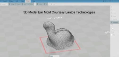 پرینت سه بعدی و اختلالات شنوایی