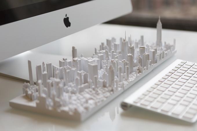 پرینت سه بعدی و ماکت سازی