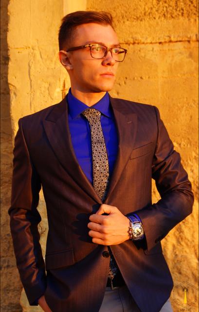 پرینت ۳ بعدی کراوات های لوکس