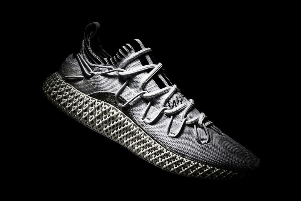 چاپ سه بعدی مدل جدید کفش آدیداس